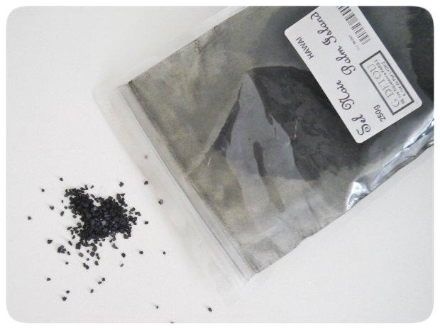 Black Hawaiian Sea Salt